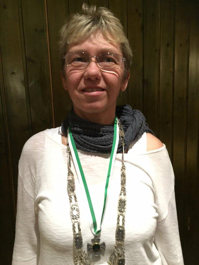 Schützenkönigin 2016: Ilona Betzenhauser