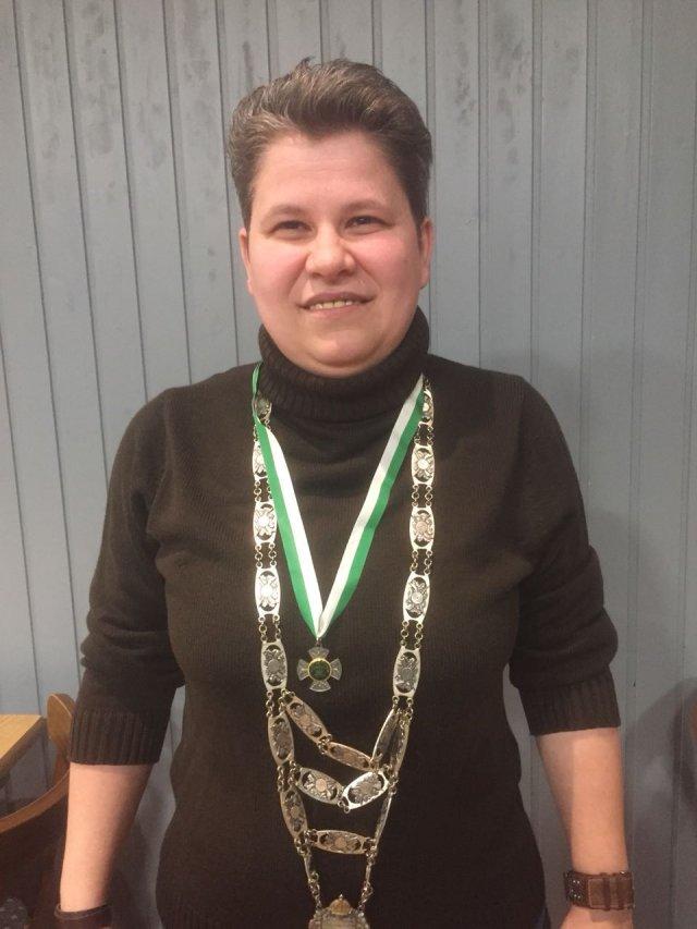 Schützenkönigin 2018: Bettina Weber