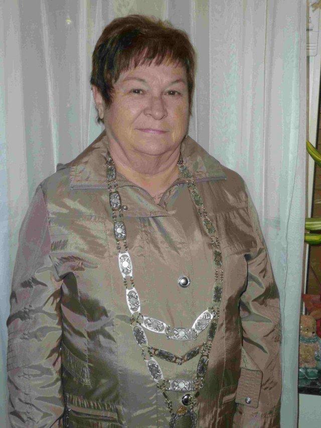 Schützenkönigin 2012: Edith Weber