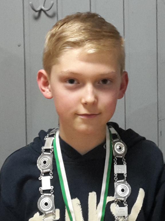 Jugendschützenkönig 2015: Maurice Scheib