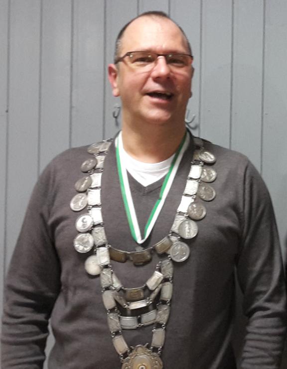Schützenkönig 2015: Michael Wittkuhn