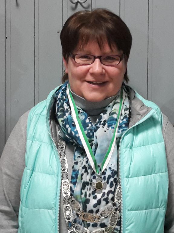 Schützenkönigin 2015: Annette Kowarsch