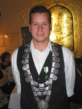 Schützenkönig 2003: Udo Zavadil