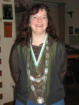 Schützenkönigin 2008: Ulla Mende