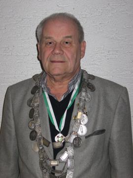 Schützenkönig 2011: Walter Weber